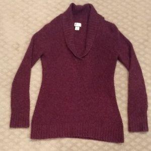 New listing! Maternity fuzzy sweater